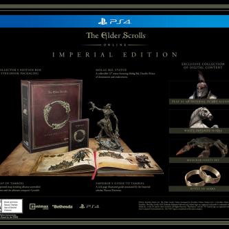 Une édition collector pour The Elder Scrolls Online