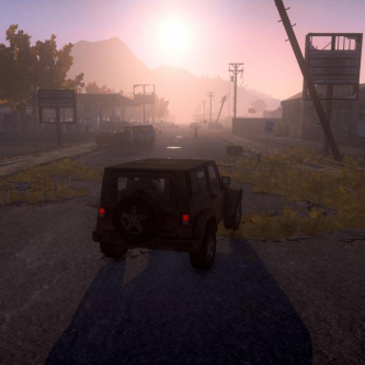 Sony annonce H1Z1, un MMO de Zombies Free To Play