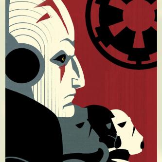 Une nouvelle affiche pour Star Wars Rebels