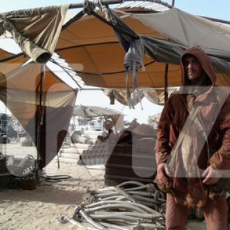 Une tonne d'images de tournage pour Star Wars VII
