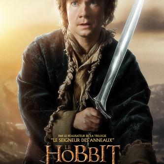 Désignez une affiche exclusive du Hobbit : La Désolation de Smaug
