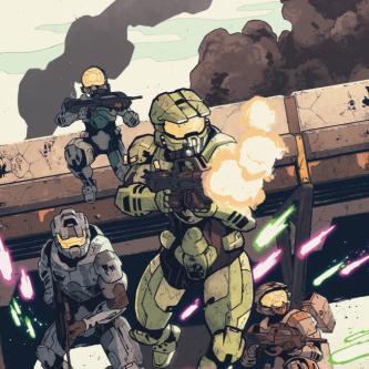 Dark Horse annonce un nouveau comics Halo