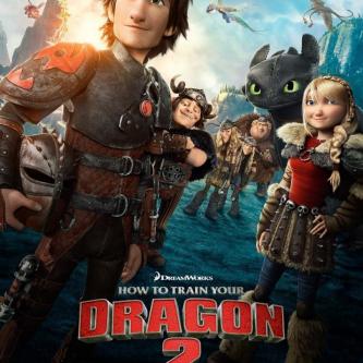 La seconde bande annonce de Dragons 2