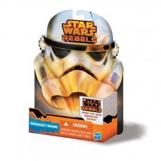 Un visuel du blister des figurines Star Wars : Rebels