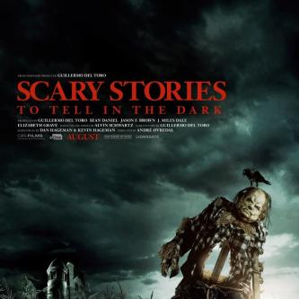 Un poster et des teasers pour le Scary Stories to tell in the Dark produit par Del Toro