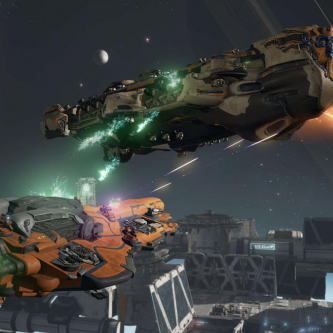 Le jeu de vaisseaux spatiaux Dreadnought se paie un trailer de lancement pour sa sortie sur PS4