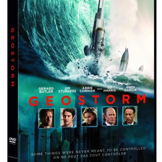Geostorm sort en vidéo : préparez le popcorn