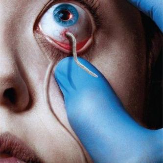 Un poster NSFW pour l'adaptation TV de The Strain