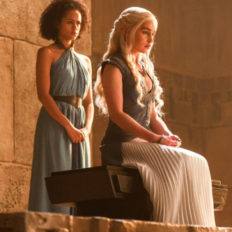Une tonne d'images pour Game of Thrones S04E08