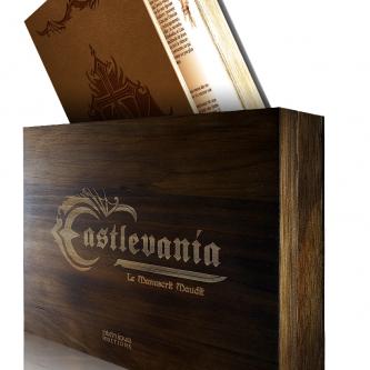 Un livre Castlevania édité par Pix'n'Love