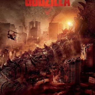 Une affiche et de nouvelles images pour Godzilla