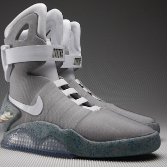 Les Baskets de Marty McFly disponibles en 2015