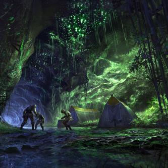 Trois nouveaux artworks pour The Elder Scrolls Online