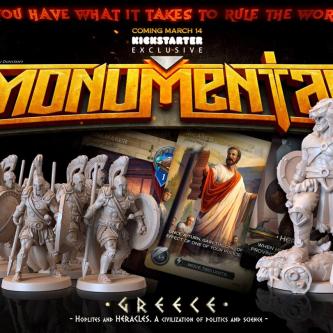Partez à la conquête du monde avec Monumental, le prochain jeu de FunForge