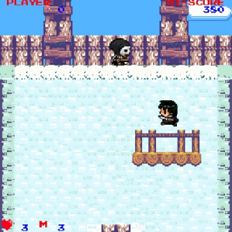 Un jeu vidéo 8-bit Game of Thrones