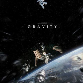 Des affiches inédites et non retenues pour Gravity