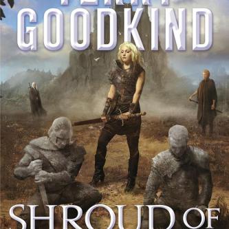 Terry Goodkind s'excuse après s'être moqué d'une couverture de l'un de ses romans