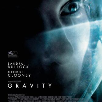 Une affiche française pour Gravity