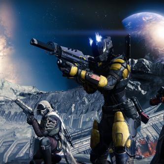 De nouvelles images pour Destiny