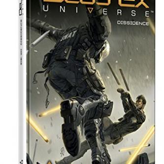 Mana Books annonce l'édition du comic-book Deus Ex : Dissidence