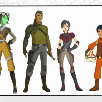 Star Wars Rebels présente sa dernière héroïne, Hera