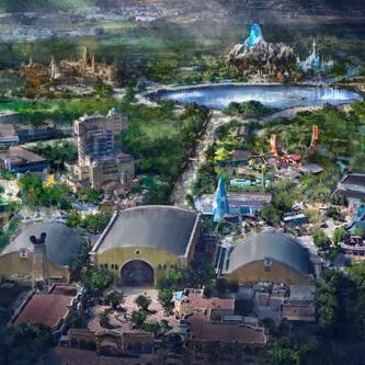 Disneyland Paris aura aussi droit à son extension dédiée à Star Wars