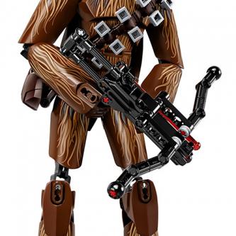 LEGO dévoile un énorme Faucon Millenium et ses sets Star Wars : Les Derniers Jedi