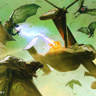 Legendary annonce le comics Skull Island : The Birth of Kong