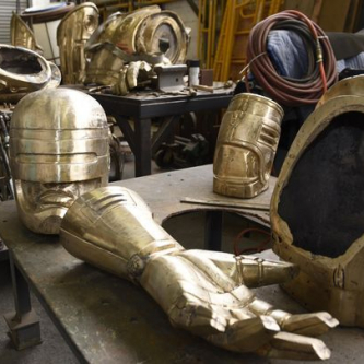 La statue de Robocop de Detroit sera installée au printemps 2018