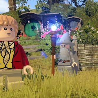 Le jeu vidéo LEGO The Hobbit confirmé