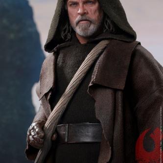 Star Wars : Luke s'offre une superbe Hot Toys version Les Derniers Jedi