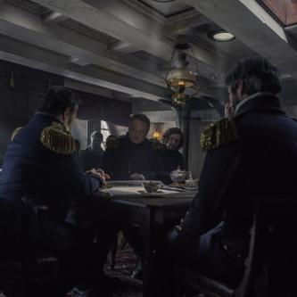 The Terror, la série de Ridley Scott pour AMC, s'illustre en images et en vidéo