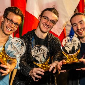 La France championne du monde 2018 de Magic : the Gathering