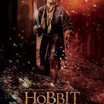 Un nouveau poster pour Le Hobbit : La Désolation de Smaug