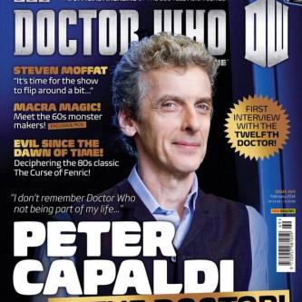 Première photo de tournage pour Doctor Who saison 8