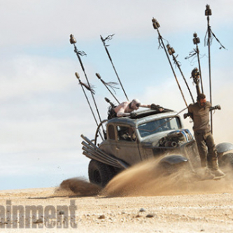 Sept images inédites pour Mad Max: Fury Road