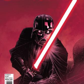 La nouvelle série Darth Vader se paie une première preview