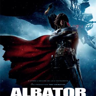 Une affiche et une date de sortie pour Albator