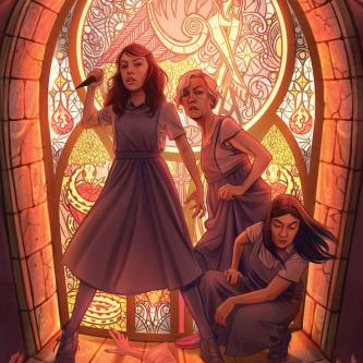 Buffy contre les vampires : un one-shot générationnel en comics au printemps 2020
