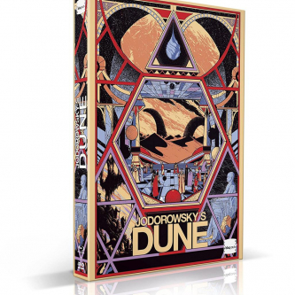 Jodorowsky's Dune se paye une superbe édition collector pour sa sortie Blu-Ray
