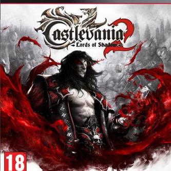 Konami dévoile la jaquette de Castlevania: Lords of Shadow 2