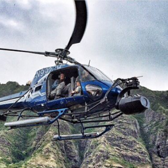 Le tournage de Jurassic World en images