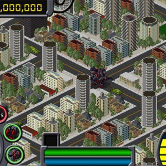 Kaiju-a-Gogo, du Godzilla en pixel