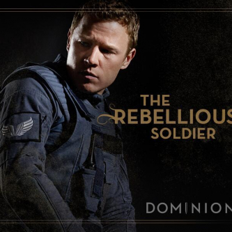 La série Dominion vous présente ses personnages en images
