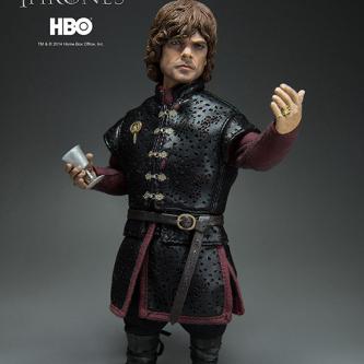 Game of Thrones: une figurine de Tyrion chez Threezero