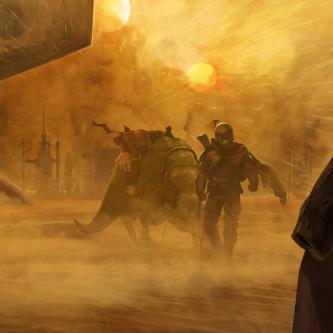 Une tonne d'images et de détails pour Star Wars 1313