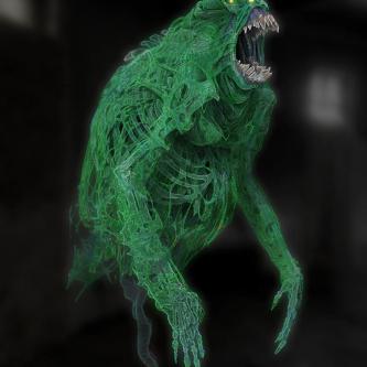 Le concept artist de Ghostbusters dévoile les concept arts du bestiaire fantômatique