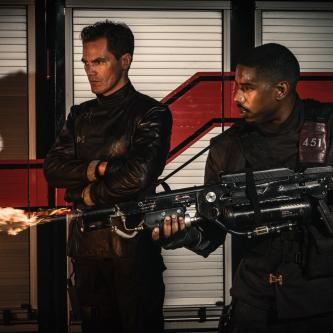 Michael B. Jordan dévoile de premier visuel du Fahrenheit 451 de HBO