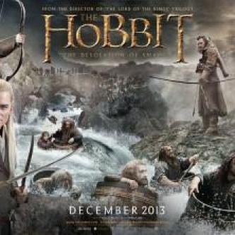 Une nouvelle bannière géante pour Le Hobbit 2