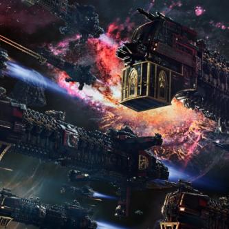Un trailer, 12 factions et le nouveau lore de Warhammer 40.000 pour Battlefleet Gothic : Armada 2